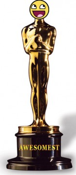 Oscar Trophy award